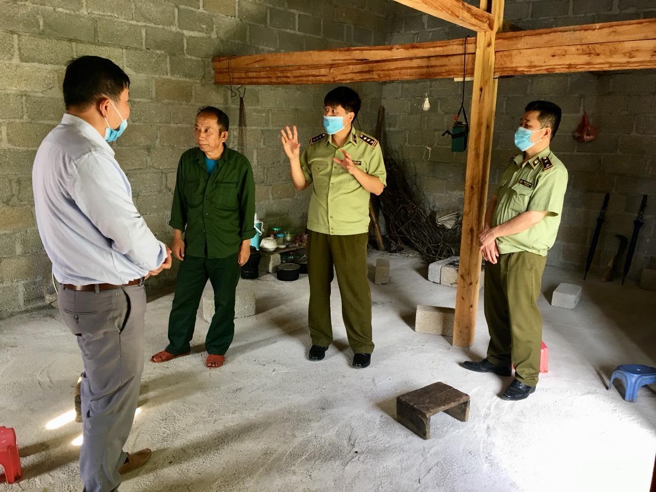 Hà Giang: Kiểm tra, giám sát tiến độ xây dựng các công trình nhà ở cho người nghèo, người có công.